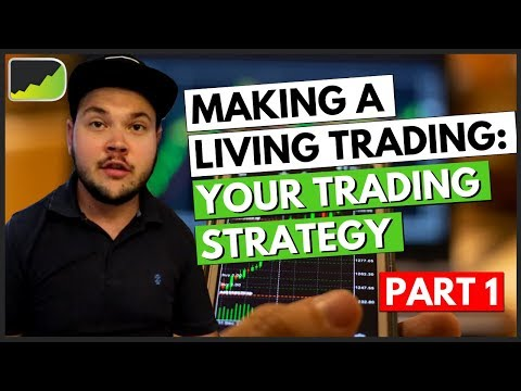 Making a Living Trading Forex: the straight-forward guide! (part 1/3)