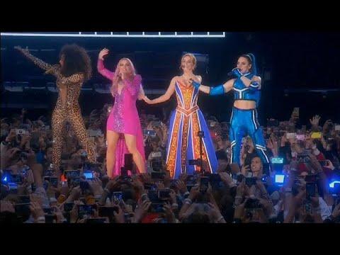 euronews (em português): Spice Girls anunciam concertos em 2020