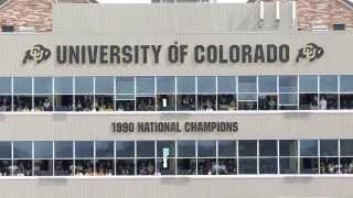 University of Colorado at Boulder 2013 Commencement Video