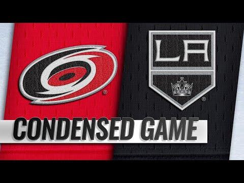12/02/18 Condensed Game: Hurricanes @ Kings
