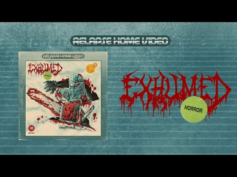 EXHUMED - Horror [FULL ALBUM STREAM]