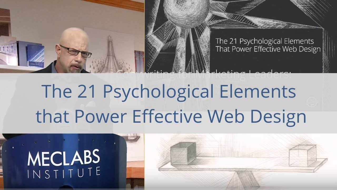The 21 Psychological Elements that Power Effective Web Design