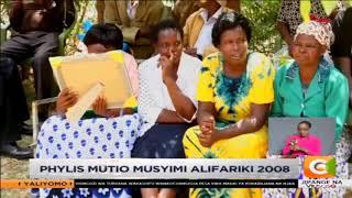 Maiti ya  Phylis Mutio imekaa mochari miaka 11
