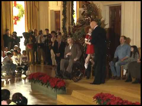 Children's Holiday events at the White House (1993)