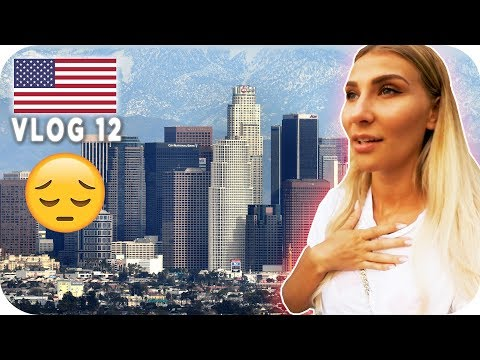 GESCHOCKT von DOWNTOWN LOS ANGELES... - LOS ANGELES Daily Vlog #12 | AnaJohnson