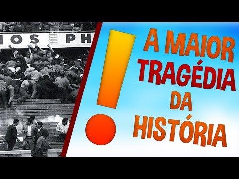 CONHEÇA A MAIOR TRAGÉDIA DA HISTÓRIA DO FUTEBOL!!