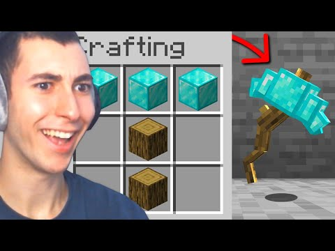 Testing Minecraft Crafts That Feel Illegal To Make - Bionic