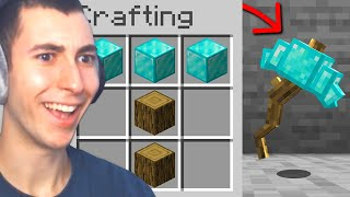 Testing Minecraft Crafts That Feel Illegal To Make