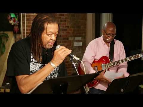 Quincy Troupe & Kelvyn Bell - at El Taller / Arts for Art, NYC - October 8 2017