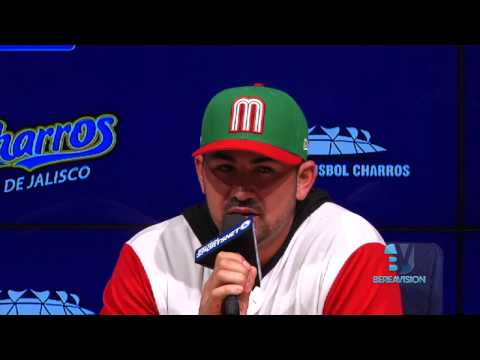 Team México 2017 World Baseball Classic Roster