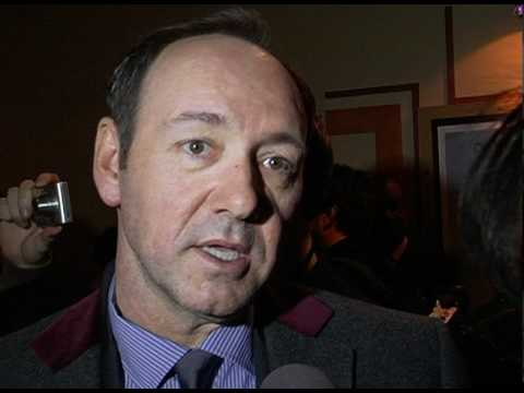 Kevin Spacey at Casino Jack DC Premiere