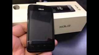 XOLO X500 DUAL SIM Unboxing Video - Phone in Stock at www.welectronics.com