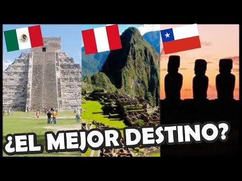 México ¿El mejor destino de Latinoamérica?   Peruvian Life