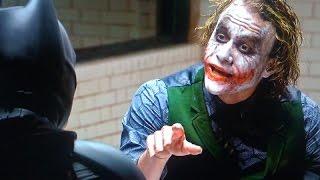 """The Dark Knight"" Best Scene HD"