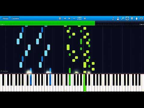 J.S. Bach - Toccata and Fugue in D minor BWV 565 . Piano