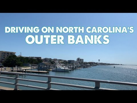 I Drove Through North Carolina's Outer Banks. This Is What I Saw.