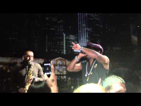 COOLIO-I'll See You When You Get There (live) @MIAMI 07/07/12