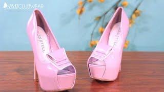 Spring 2013 Shoe Trends - Pastels, Neons & Gold