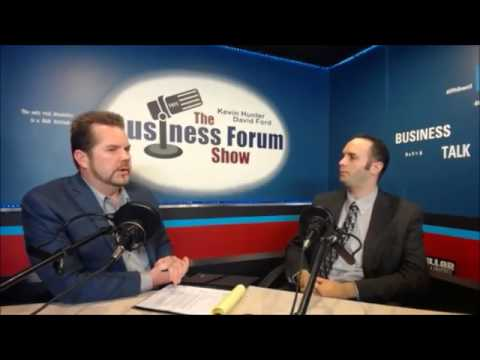 David Zicopula's interview video   The Business Forum Show w  Kevin Hunter#