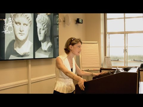 Nero and the art of dissolution - Dr Caroline Vout