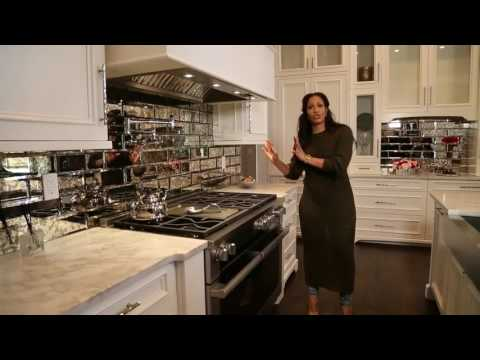 CELEBRITY HOMES:  RHOA Chateau Shereé | The Official Tour Bravo | Celebrity Real Estate Agent