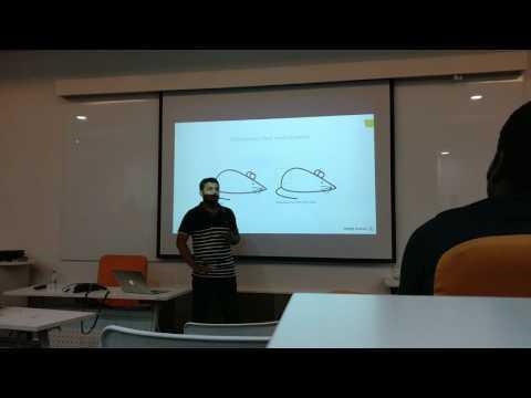 Mumbai Artificial Intelligence Meetup - Deep Learning 101 (Brain Tumor Segmentation)