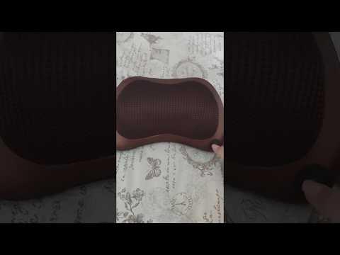 Улучшенная роликовая подушка для массажа с подогревом для всего тела iTrendy Original