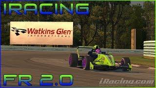 iRacing // Formula Renault 2.0 Hotlap // Watkins Glen Boot (1:42.263)