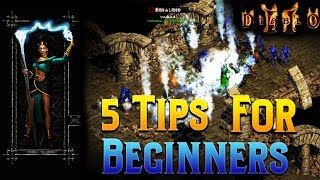 Diablo 2 - 5 Sorceress Tips