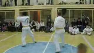 Taekwon-do Grodków; Układy Formalne