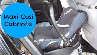 Maxi Cosi + Isofix NEU für unter 80 Euro
