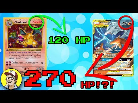 Pokemon Card HP is OUT OF CONTROL thumbnail