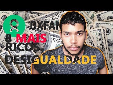 Oxfam | Super Ricos, Desigualdade e 'Uma Economia Para os 99%'