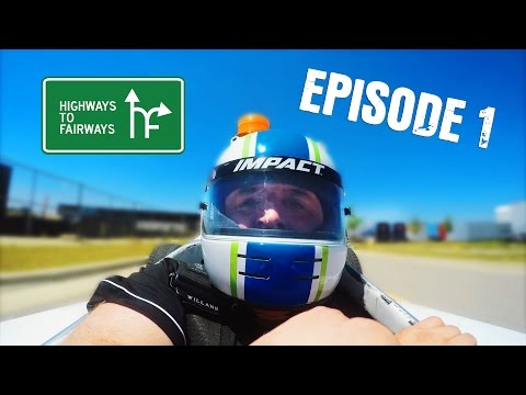THE OTHER MOTOR CITY | Highways to Fairways EP1 [full] - Indianapolis