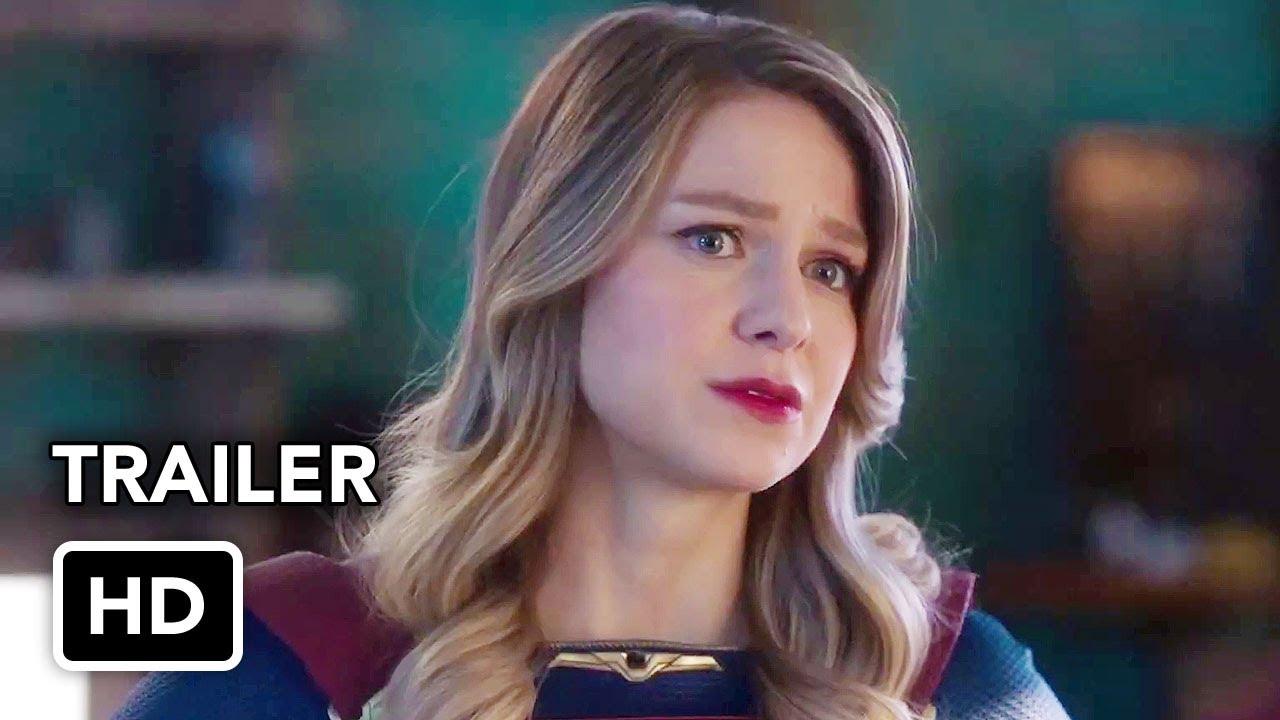 "Download Supergirl Season 6 ""Meant to Be"" Return Trailer (HD) Final Season"