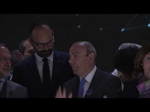 Visite du Premier ministre - Salon du Bourget 2019 - Dassault Aviation