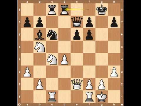 Deep Blue vs. Kasparov 1996 Game 1