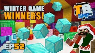Winter game results! | Truly Bedrock Season 2 [52] Minecraft Bedrock