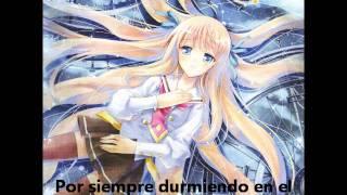 Madoromi no Rakuen Kyoshiro to Towa no Sora / Shattered Angels Ending Theme Singer:Ceui Fansubed by Wing Zero Fansub / Collab myself.