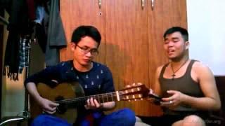 Liên khúc nhạc vàng: Đêm cuối- Vòng tay cầu hôn [Guitar Cover]