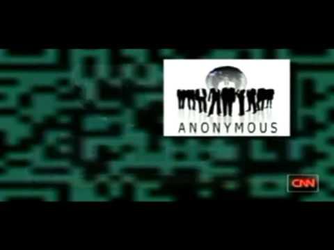 A Rare Look Inside Anonymous' Secret Ops (CNN - 15.01.2012)