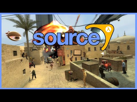 A Love Letter to The Source Engine  