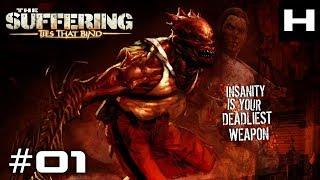 The Suffering Ties That Bind Walkthrough Part 01 [PC]