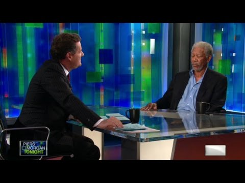 Morgan Freeman: let women chase you
