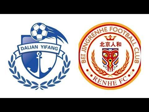 Round 24 - Dalian YiFang vs Beijing Renhe