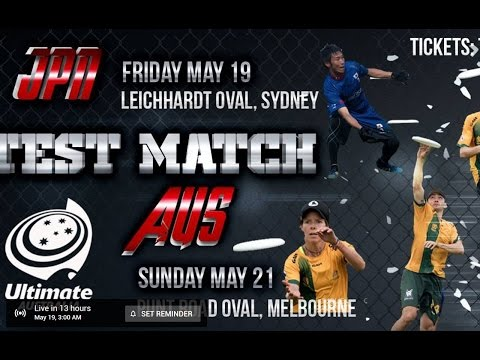 Australia vs Japan - First Test Match - Sydney