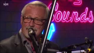 """Konstantin Wecker """"Poesie und Widerstand"""" Solo Live bei NDR 90,3 """"Hamburg Sounds"""" vom 23.3.2017"""