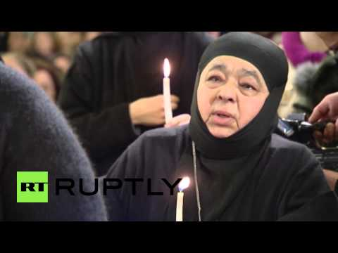 Syria: Freed nuns hold mass to celebrate release