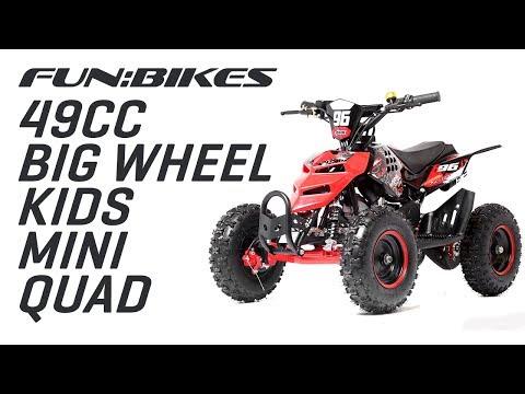 product-overview:-funbikes-49cc-kids-big-wheel-mini-quad-bike