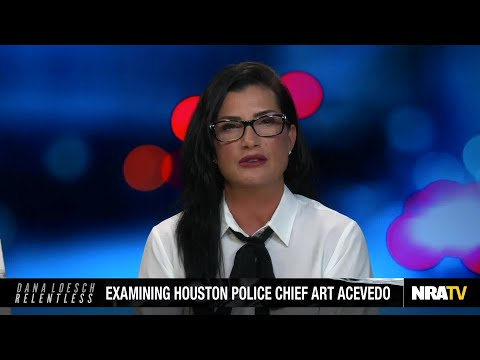 Chief Acevedo Condemns Law Abiding Gun Owners While Protecting Illegal Immigrants